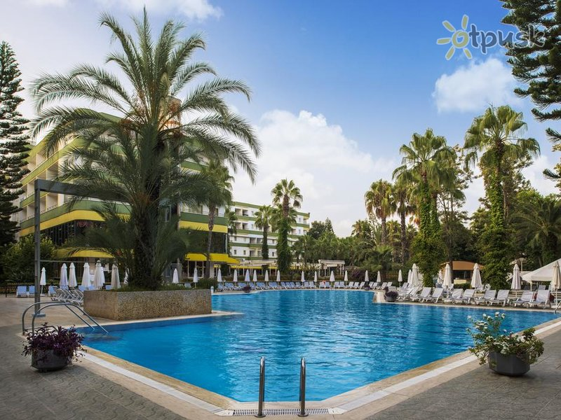 Отель Botanik Hotel & Resort 5* Алания Турция