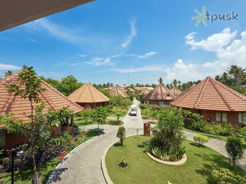 Отель Club Mahindra Poovar 4* Керала Индия