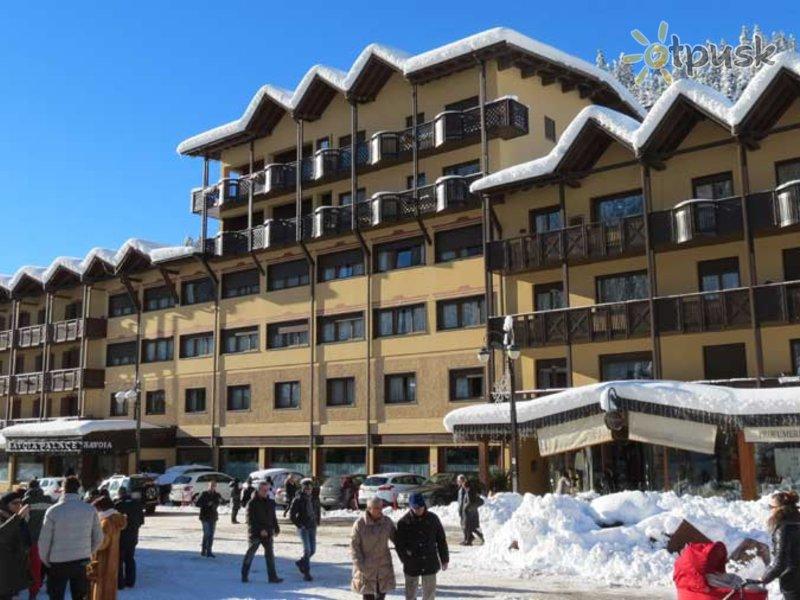 Отель Savoia Palace 4* Мадонна ди Кампильо Италия