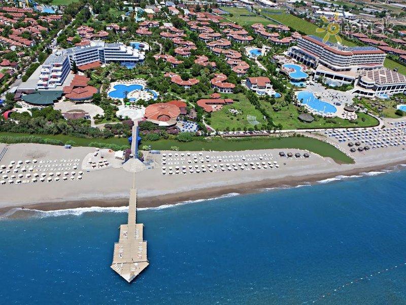 Отель Sunrise Resort Hotel 5* Сиде Турция