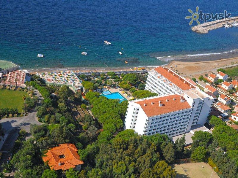 Отель Grand Efe Hotel 4* Оздере Турция