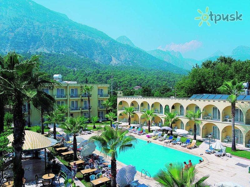 Отель Golden Sun Hotel 3* Кемер Турция