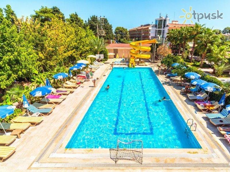 Отель Grand Hotel Derin 4* Кемер Турция