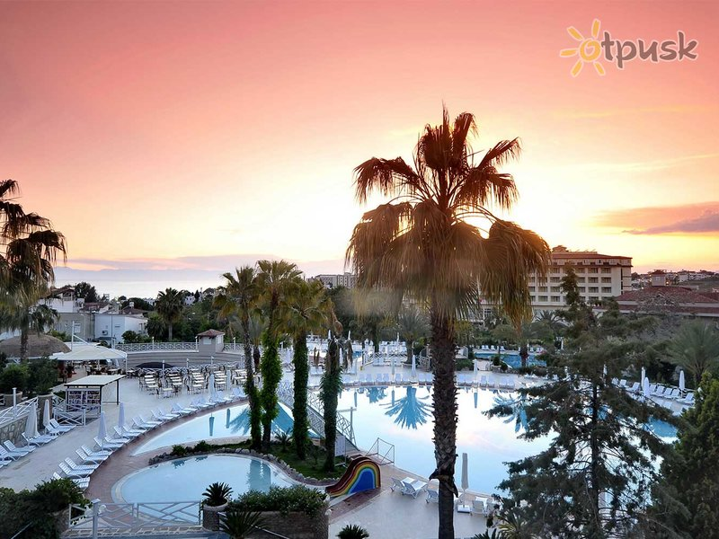 Отель Corolla Hotel Side 4* Сиде Турция