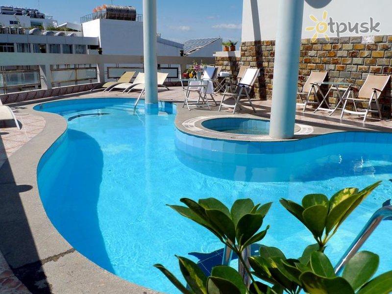 Отель Asia Paradise Hotel 3* Нячанг Вьетнам