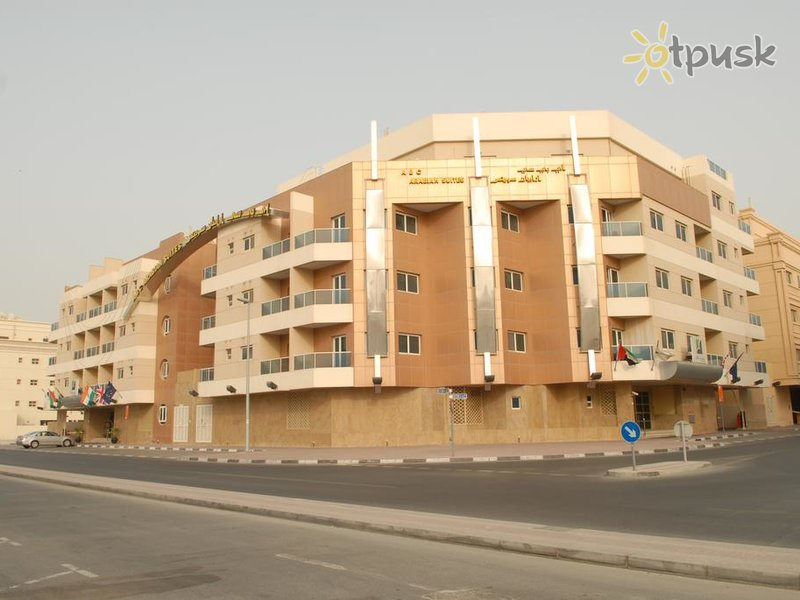 Отель ABC Arabian Suites 4* Дубай ОАЭ