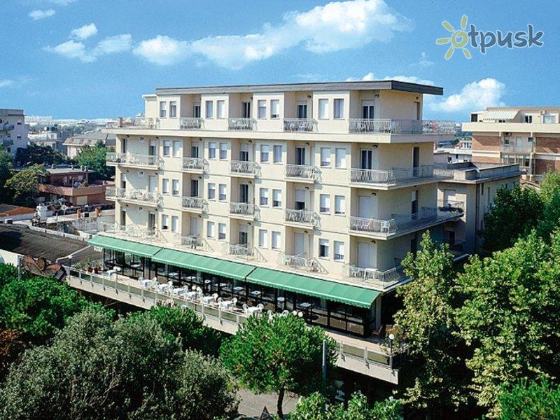 Отель Europa Hotel 3* Римини Италия