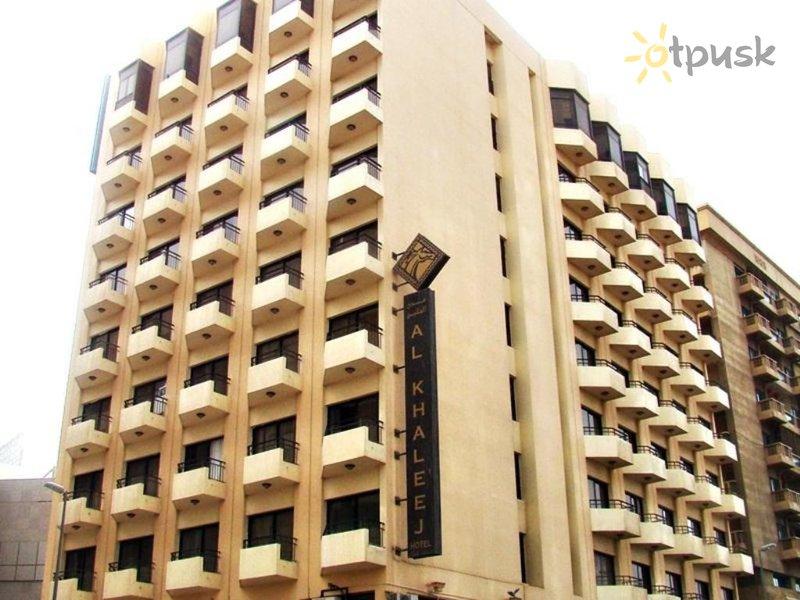 Отель Al Khaleej Hotel 3* Дубай ОАЭ