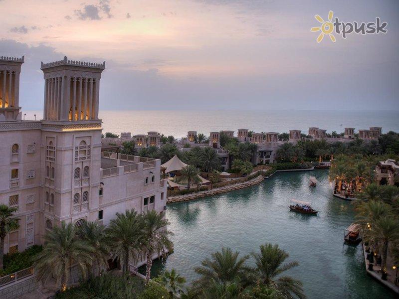Отель Madinat Jumeirah Al Qasr 5* Дубай ОАЭ