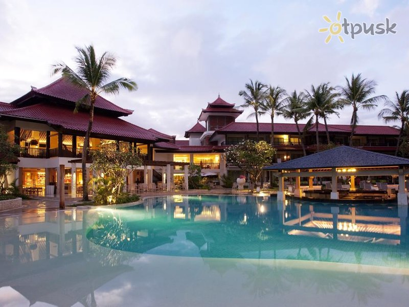 Отель Holiday Inn Resort Baruna Bali 5* Кута (о. Бали) Индонезия