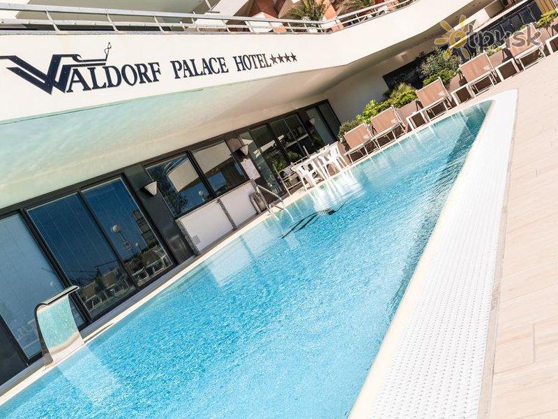 Отель Waldorf Palace Hotel 4* Пезаро Италия