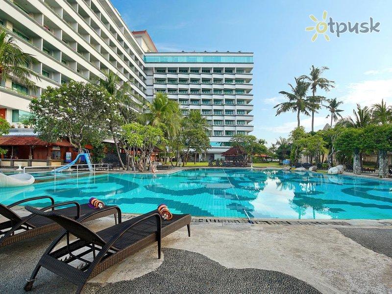 Отель Grand Inna Bali Beach 4* Санур (о. Бали) Индонезия