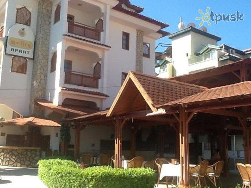 Отель Melita Apart Hotel 2* Мармарис Турция