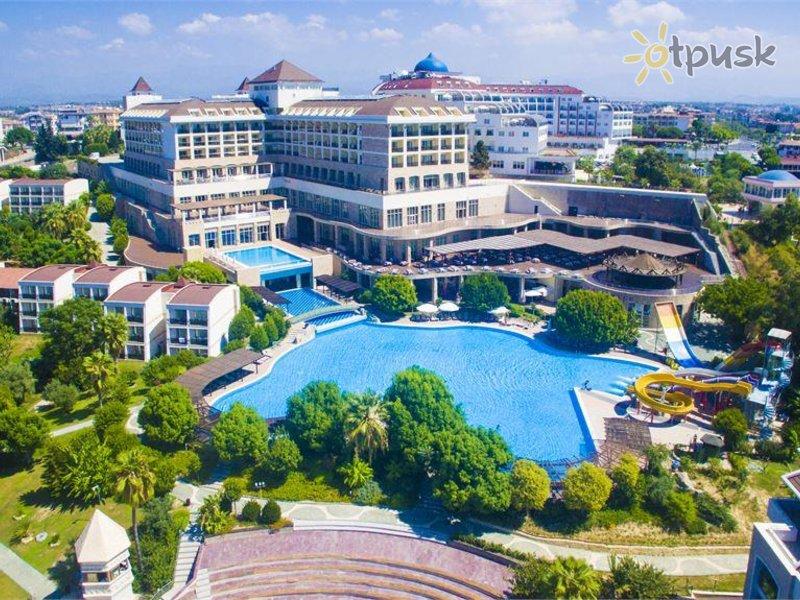Отель Horus Paradise Luxury Resort 5* Сиде Турция
