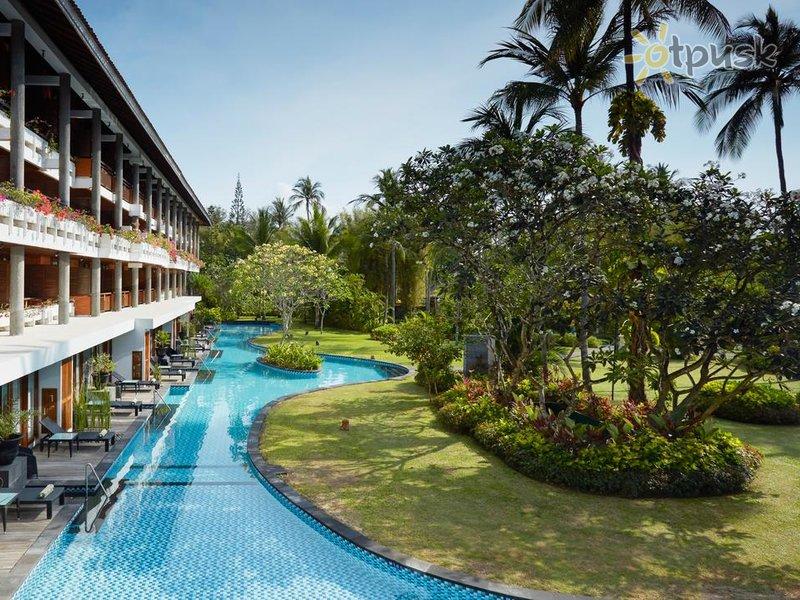 Отель Melia Bali 5* Нуса Дуа (о. Бали) Индонезия
