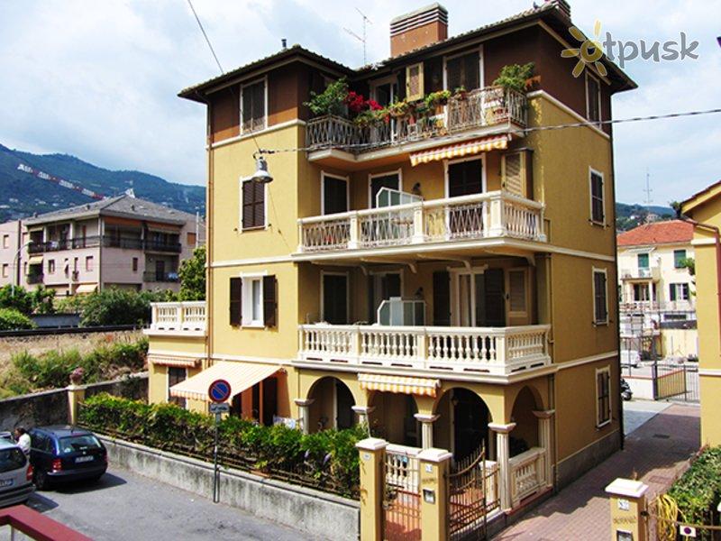Отель Adler 3* Алассио Италия