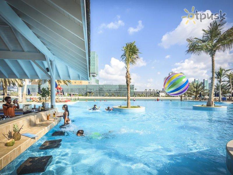 Отель Beach Rotana 5* Абу Даби ОАЭ