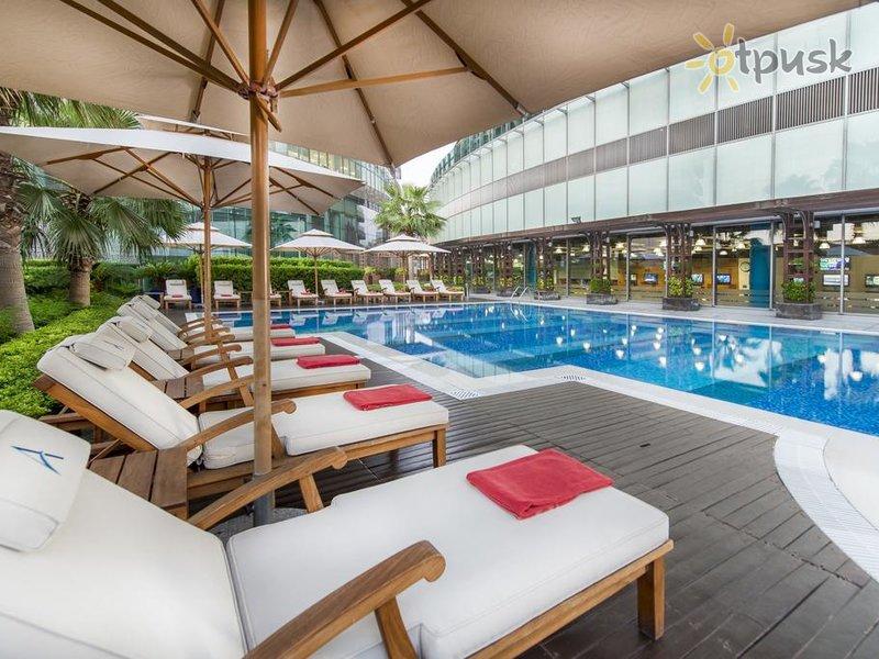 Отель BurJuman Arjaan 4* Дубай ОАЭ