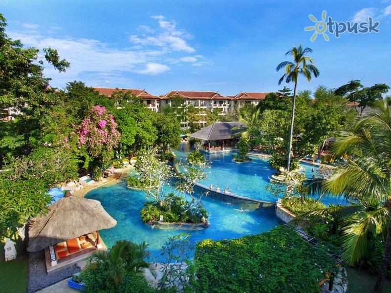 Отель Novotel Bali Nusa Dua Hotel & Residences 5* Нуса Дуа (о. Бали) Индонезия