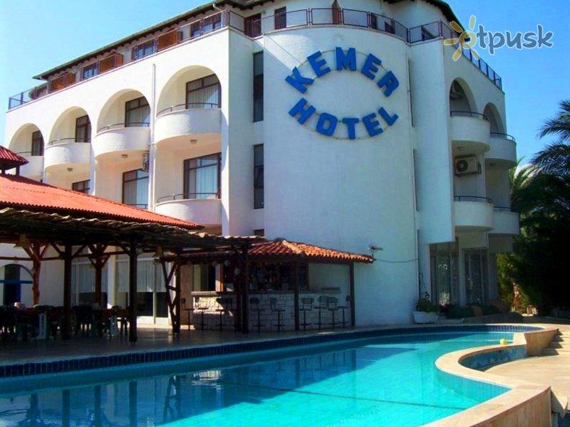 Отель Kemer Hotel 3* Кемер Турция