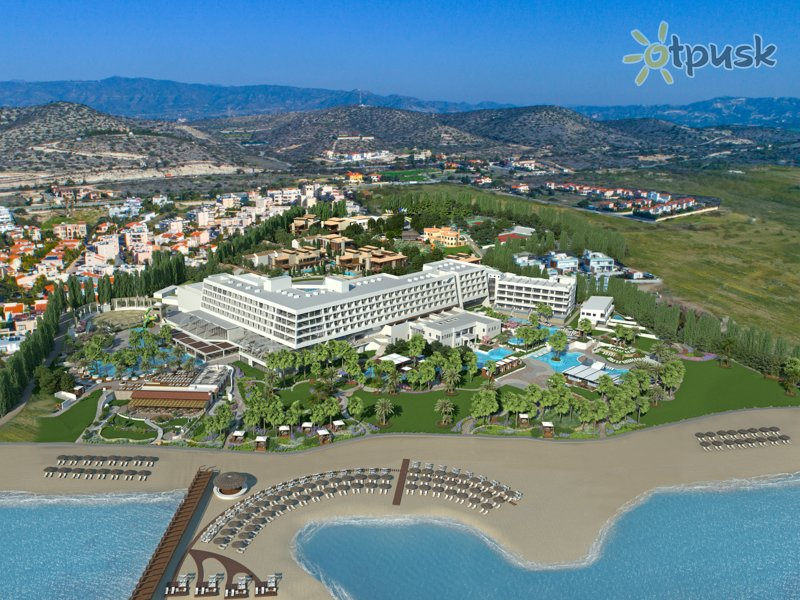 Отель Parklane a Luxury Collection Resort & Spa Limassol 5* Лимассол Кипр