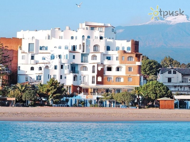 Отель Sporting Baia Hotel 4* о. Сицилия Италия
