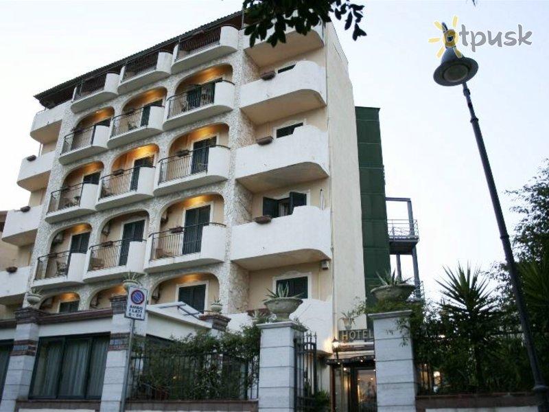Отель Villa Linda Hotel 3* о. Сицилия Италия
