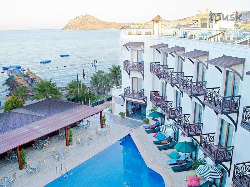 Отель Elite Hotel Bodrum 4* Бодрум Турция