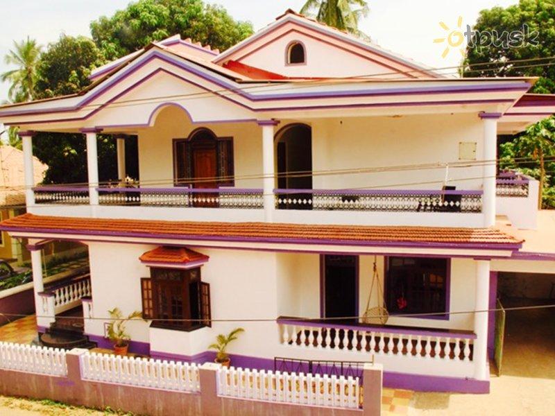 Отель Lobos Inn Guest House 2* Южный Гоа Индия