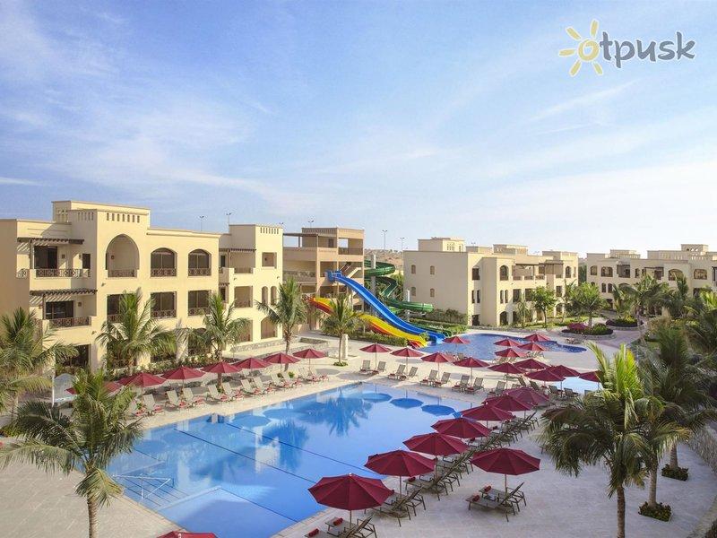 Отель The Village at The Cove Rotana Resort 5* Рас Аль-Хайма ОАЭ