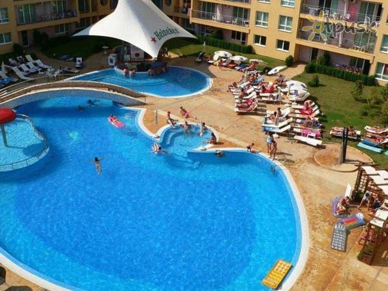 Отель Pollo Resort 3* Солнечный берег Болгария