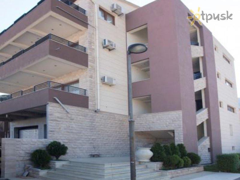 Отель Helena Apartments 3* Будва Черногория