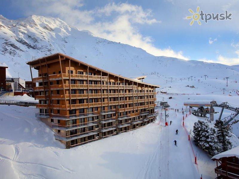 Отель La Source des Arcs 5* Лез Арк Франция