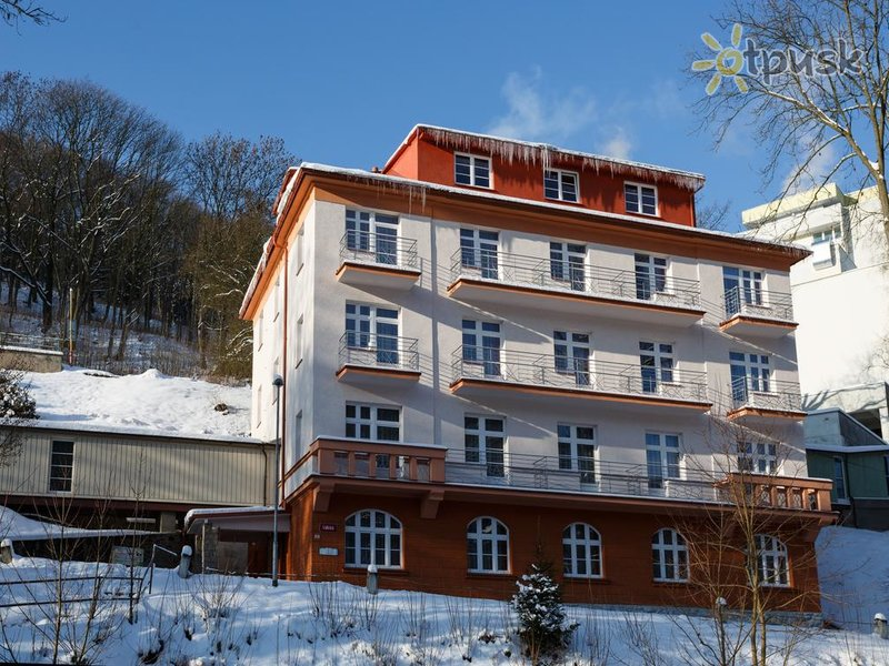 Отель Dalibor Pension 3* Яхимов Чехия