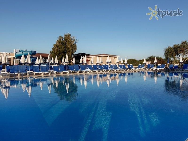 Отель Larissa Holiday Beach Club 4* Алания Турция