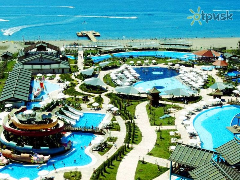 Отель Limak Lara De Luxe Hotel & Resorts 5* Анталия Турция