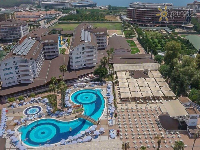 Отель Lonicera World Hotel 4* Алания Турция