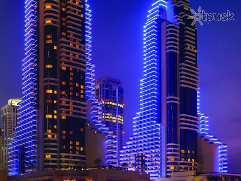 Отель Grosvenor House a Luxury Collection Hotel Dubai 5* Дубай ОАЭ