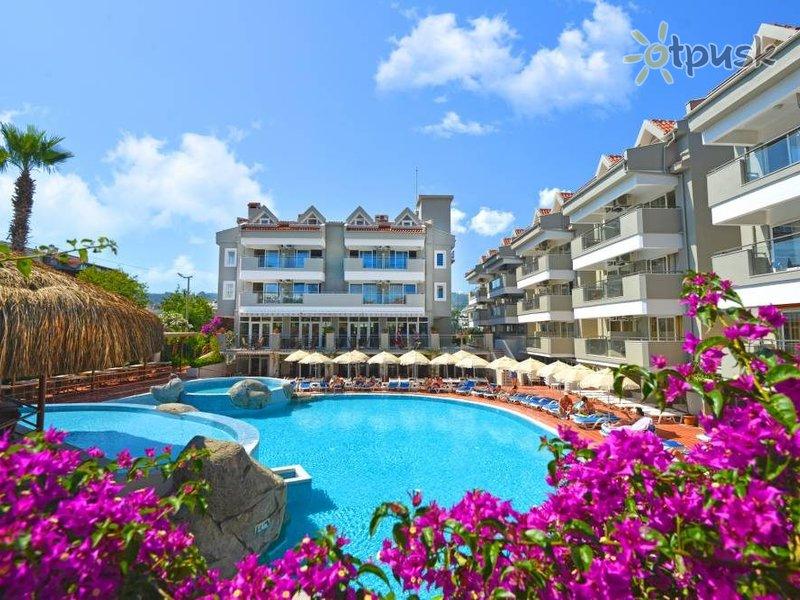 Отель Marmaris Begonville Hotel 4* Мармарис Турция
