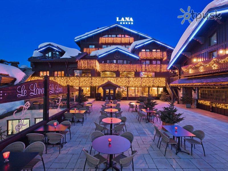 Отель Le Lana 5* Куршевель Франция