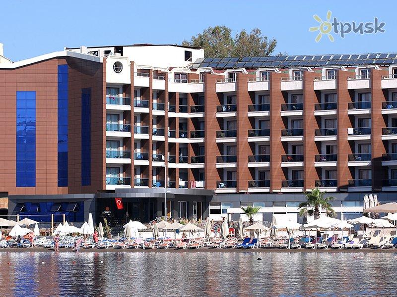 Отель Mehtap Beach Hotel 4* Мармарис Турция