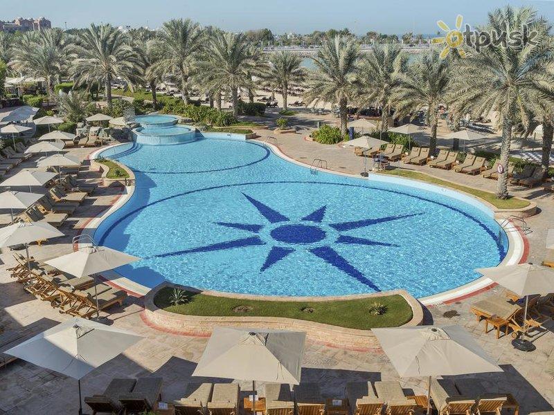 Отель Radisson Blu Hotel & Resort Abu Dhabi Corniche 5* Абу Даби ОАЭ