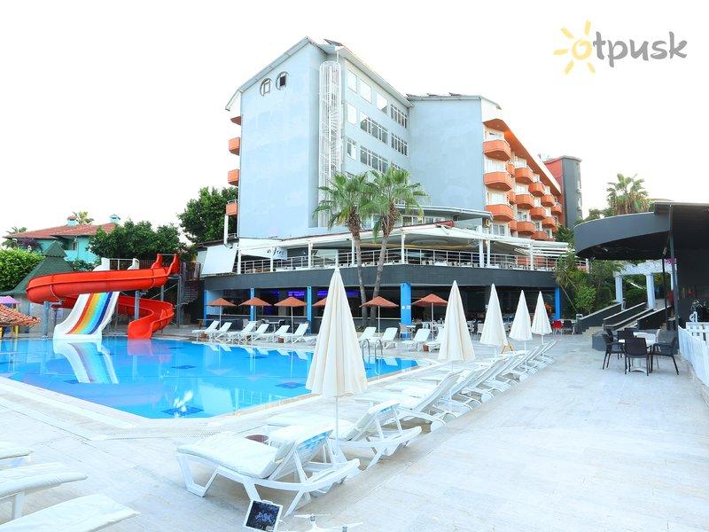 Отель Mysea Hotels Incekum 4* Алания Турция
