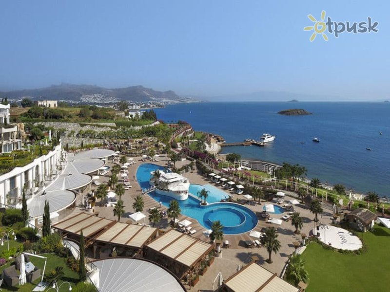 Отель Sianji Well-Being Resort 5* Бодрум Турция