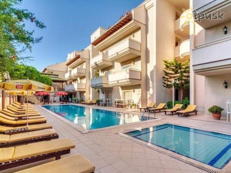Отель Nar Hotel 3* Кемер Турция