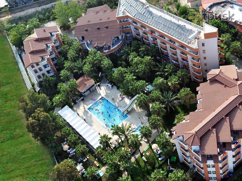 Отель Nergos Garden Hotel 4* Сиде Турция