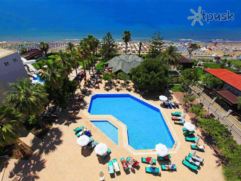 Отель Nerton Hotel 4* Сиде Турция