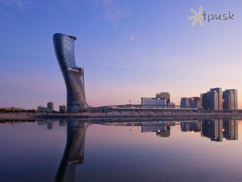 Отель Hyatt Capital Gate Abu Dhabi 5* Абу Даби ОАЭ