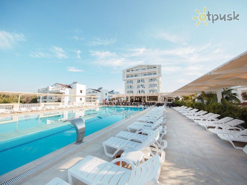 Отель IQ Belek Resort Hotel 4* Белек Турция