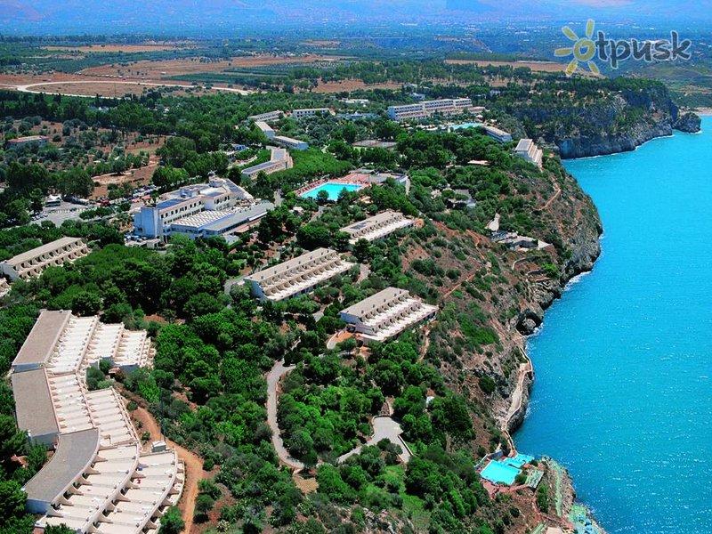 Отель Citta del Mare Resort Village 4* о. Сицилия Италия